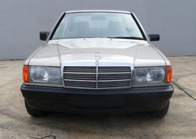 Mercedes Benz w201 190d | VERKAUFT