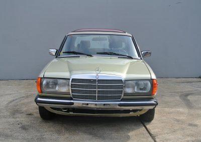 Mercedes Benz w123 240d | VERKAUFT