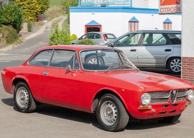 Alfa Romeo GT 1300 Junior | VERKAUFT