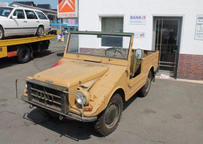 Auto Union Munga DKW | VERKAUFT