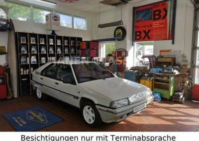 Citroën BX 14 RE Chamonix | VERKAUFT
