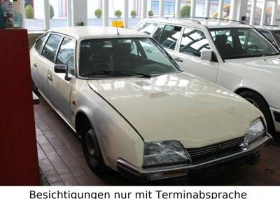 Citroën CX Prestige 2.3 Injektion | VERKAUFT