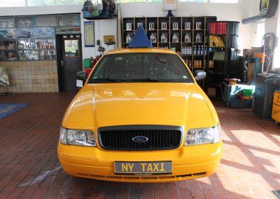 yellow Cap Taxi, Ford Crown Victoria | VERKAUFT im Auftrag