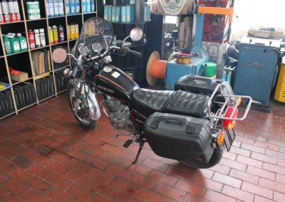 Suzuki GN250 | VERKAUFT