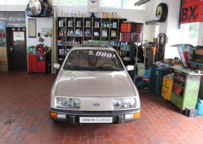 Ford Sierra 2.0 V6 Ghia | VERKAUFT
